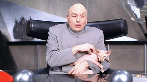 Dr. Evil Gegenspieler
