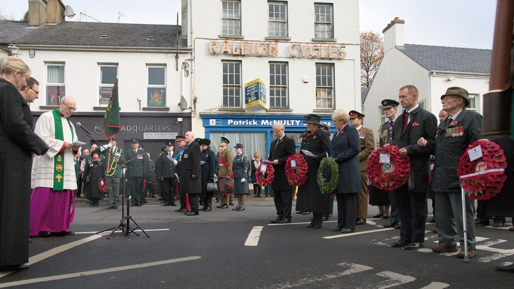 Enniskillen, Remembrance Day